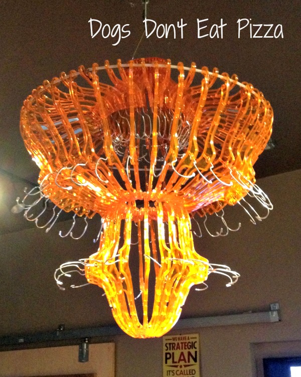 hanger chandelier