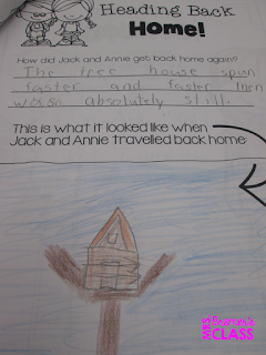 Magic Tree House book study/book companion for ANY book in the series!