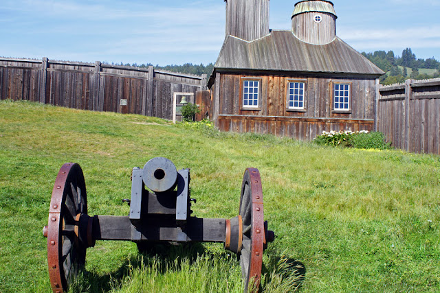 fort ross historic state park