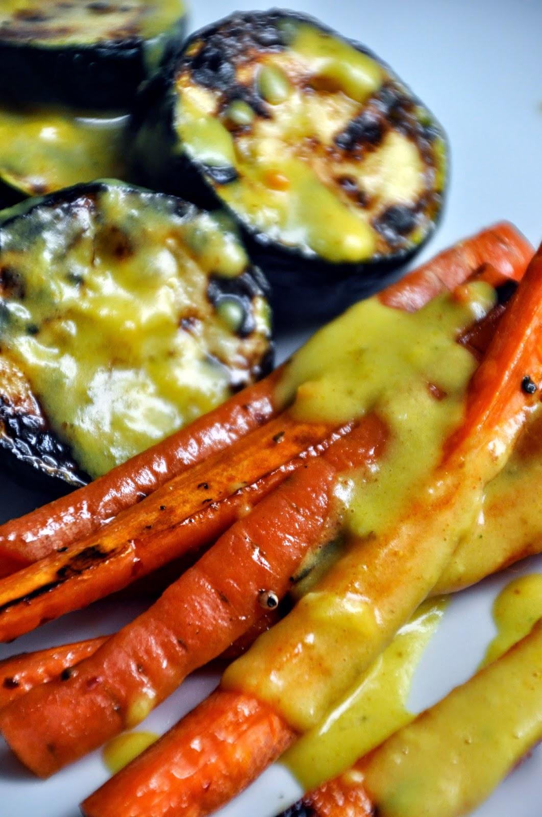 Szybko Tanio Smacznie - Cukinie w sosie curry