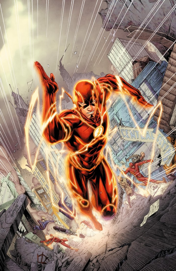 DC New 52 Justice League War