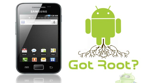 Cara Root Samsung Galaxy Ace