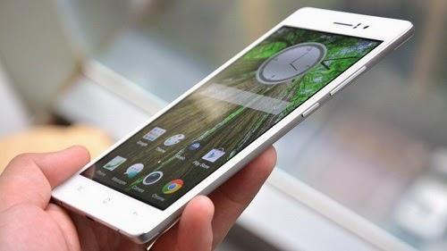 Harga HP Oppo R5, Spesifikasi Kamera 13MP Terbaru
