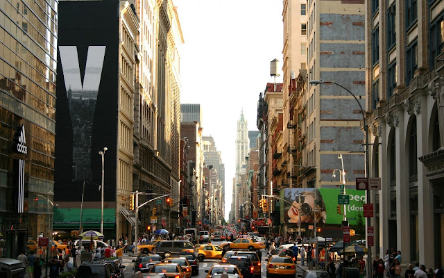 New York City Streets