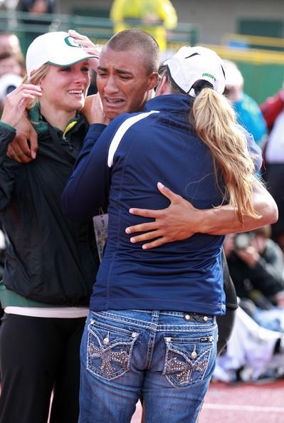 new sports stars ashton eatons girlfriend brianne