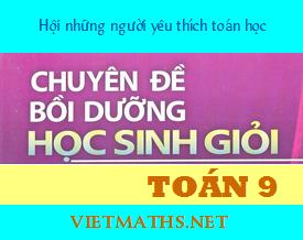 tai lieu boi duong nang luc giai toan lop 9 phan bat dang thuc va dang thuc