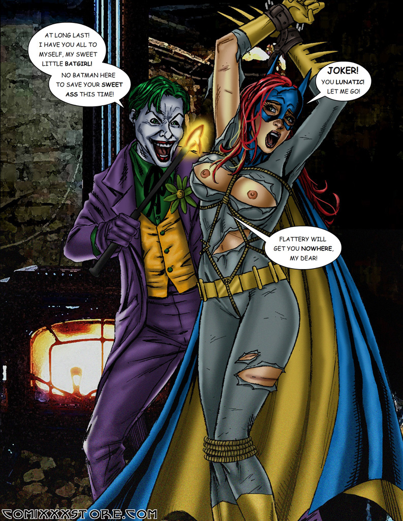 Pain by joker porn