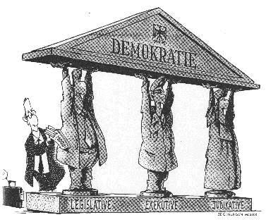 Demokratie-ein langer weg