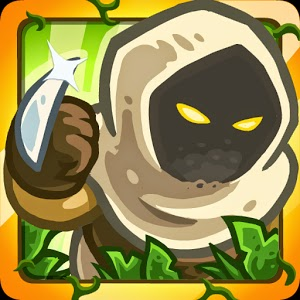 Kingdom Rush Frontiers 1.4.2 Mod Apk + Data (Mod Money & Unlocked) Terbaru