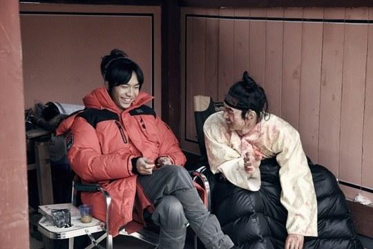 Lee Seunggi dan Suzy Miss A