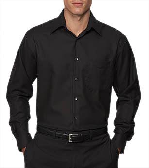 camisa social preto