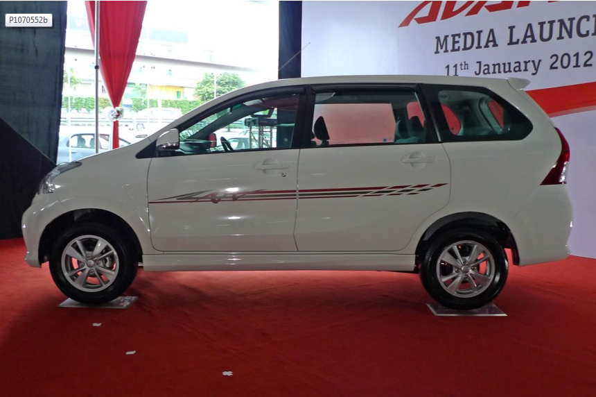 Gambar Toyota MPV Avanza Baru 5