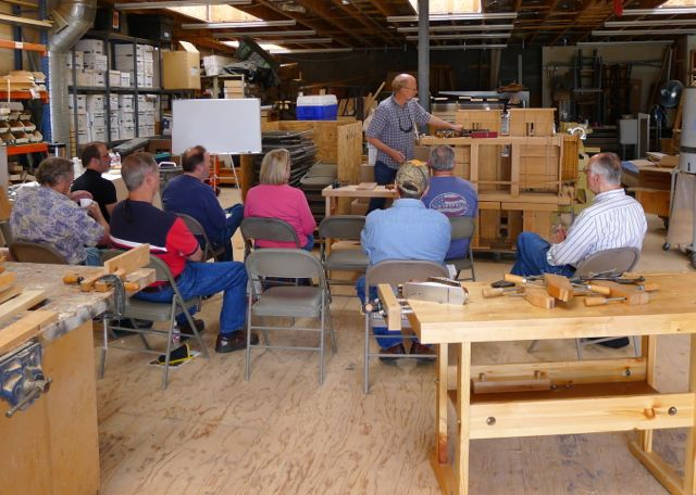 Woodworks By John Woodworking Plane Seminar At Woodworkers