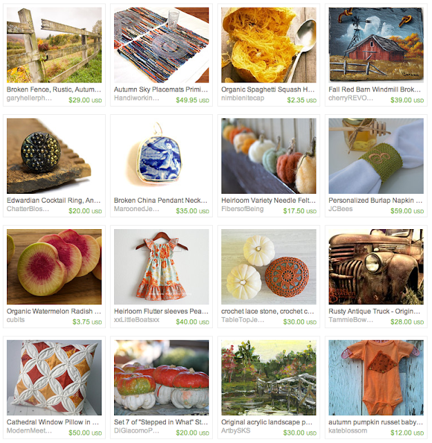 Rustic Fall Gift Guide on Etsy #handmade #gifts #rustic #fall #autumn