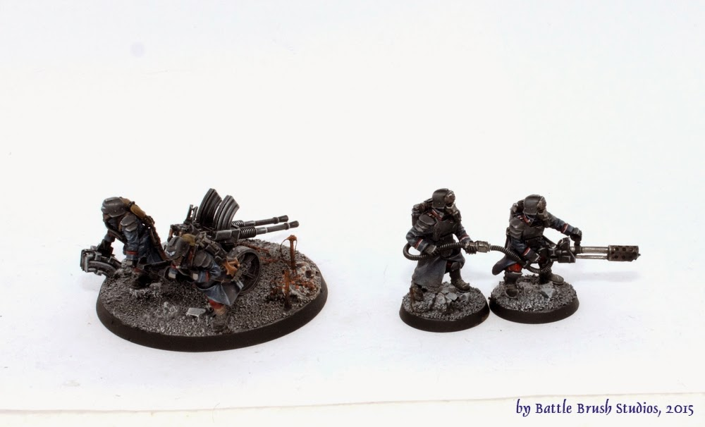 how to take heavy weapon teams in astra militarum formations