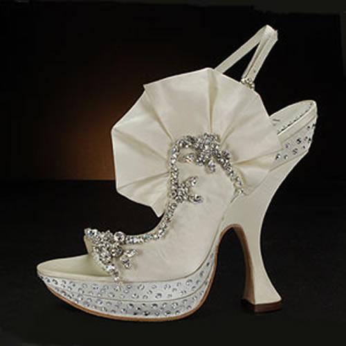 Wedding Shoe Decorations