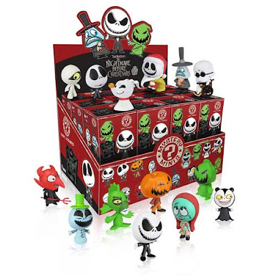 The Nightmare Before Christmas Mystery Minis Blind Box Series 1 by Funko