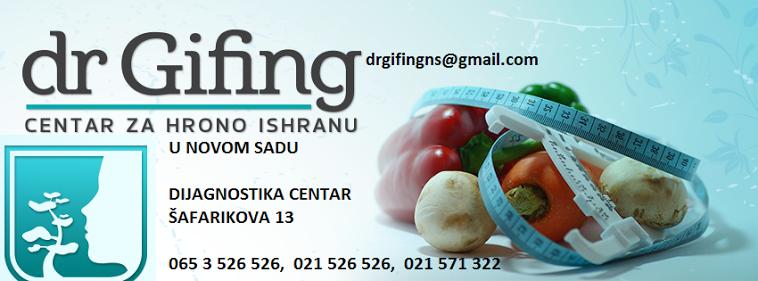 Centar dr Gifing Novi Sad