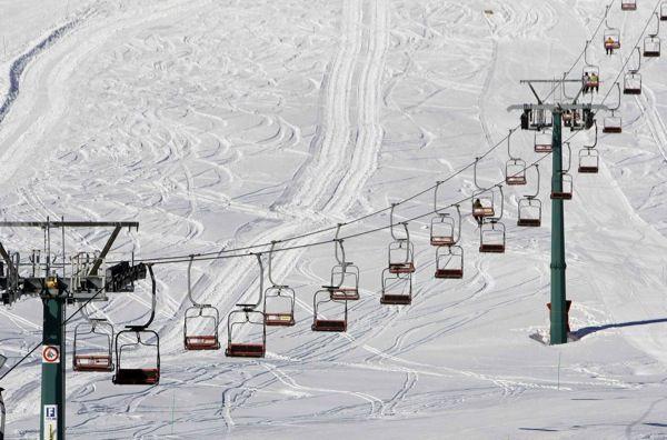 Χιονοδρομικό Κέντρο Βόρας Καϊμακτσαλαν..