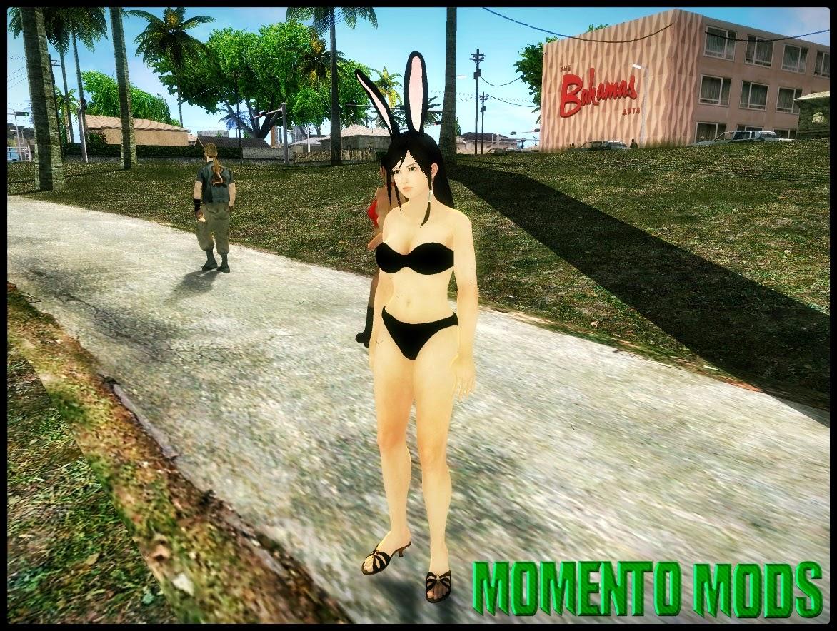 GTA SA - Skin Kokoro Bunny