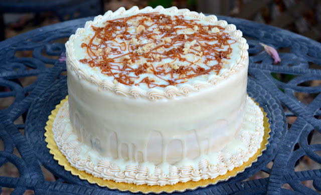 ... Made Treats: Salted caramel white chocolate macadamia nut cake
