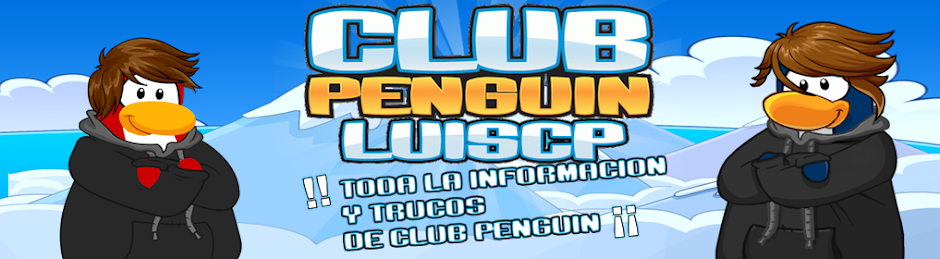 Club Penguin Luis974