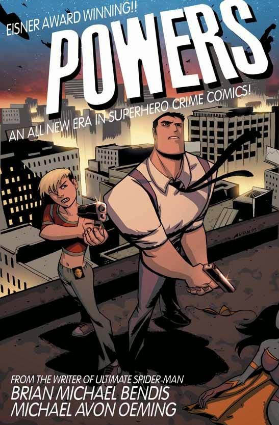 Powers: La serie ya tiene director