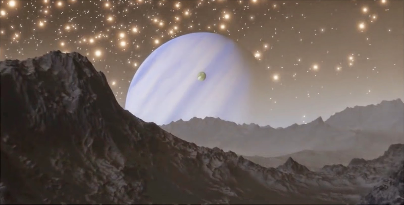 Space Engine Planet