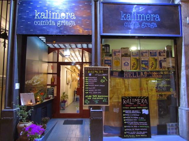 Restaurante griego recomendado