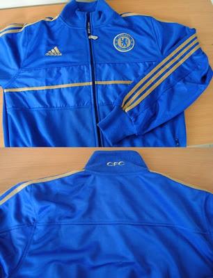 Jual Jaket Chelsea Biru