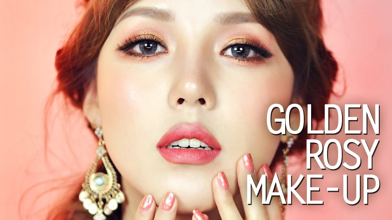Pony make up makeup tutorial korean style natural look 2015 q a special with subs pon baditri Images