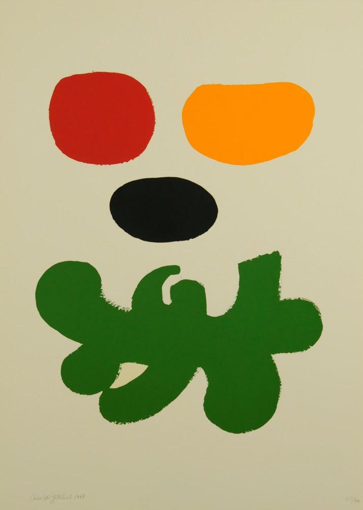 Galerii de arta: Adolph Gottlieb(14 martie 1903 - 4 martie 1974 ...