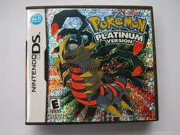 Free Download Games Pokemon Platinum NDS