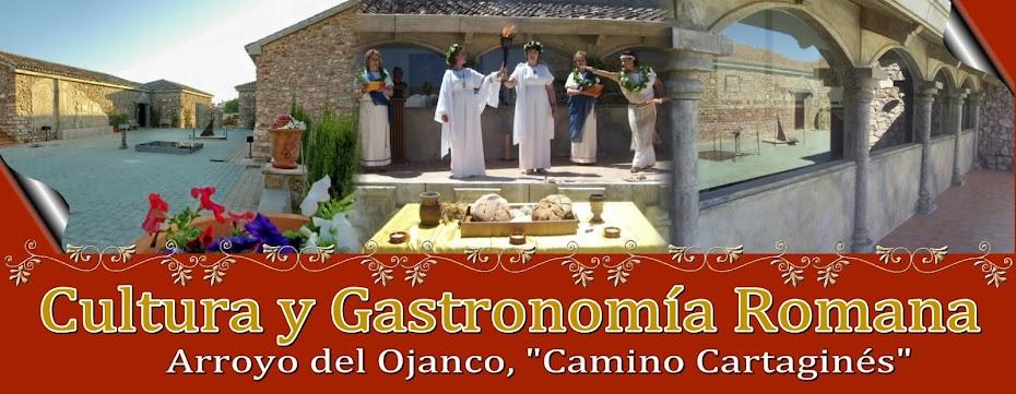 Cultura y Gastronomía Romana en Arroyo del Ojanco