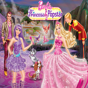 barbie princess popstar streaming