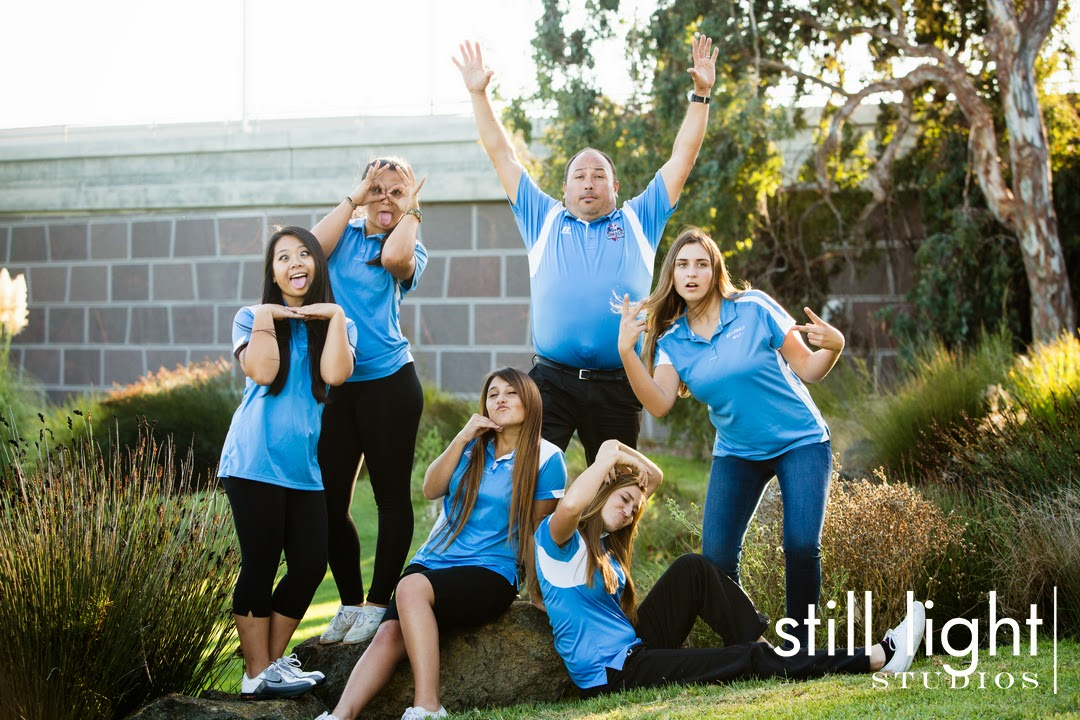 San Mateo Hillsdale Girls Golf Team Photo by Still Light Studios, School Sports Photography and Senior Portrait in Bay Area, cinematic, nature
