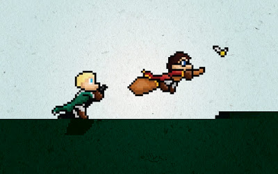 Wallpaper-Harry-Potter-8-bits