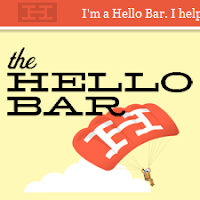 WordPress/Hello Sticky Bar For Blogger- Wiggle Effect