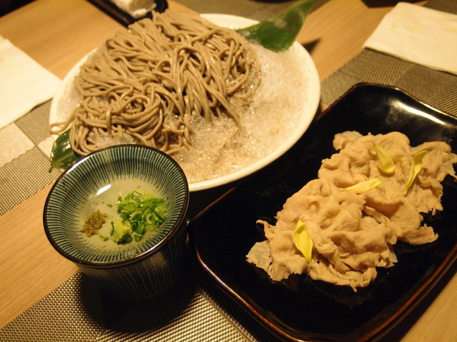 Kurobuta Tsuke Soba