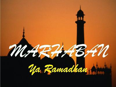foto Marhaban Yaa Ramadhan 2010