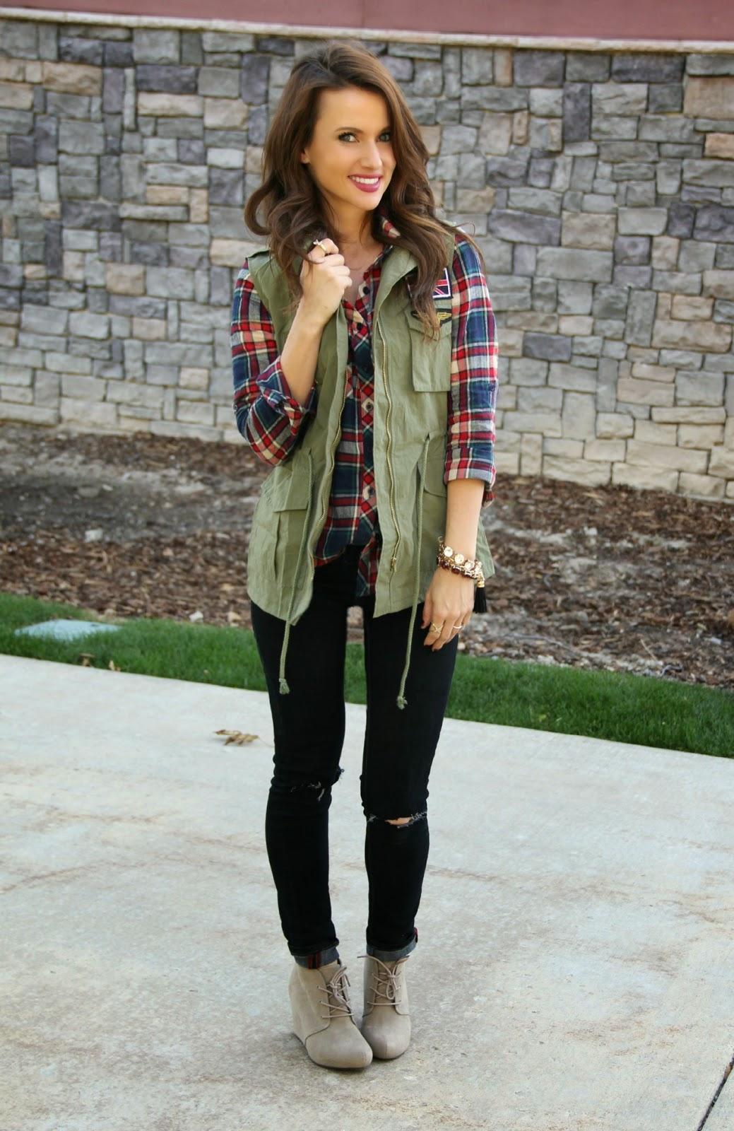 The perfect pumpkin patch outfit kiss me darling for Style green