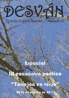 DESVÁN - Tertulia Poética Desván - Número 19