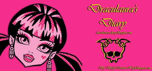 Draculaura's Diary