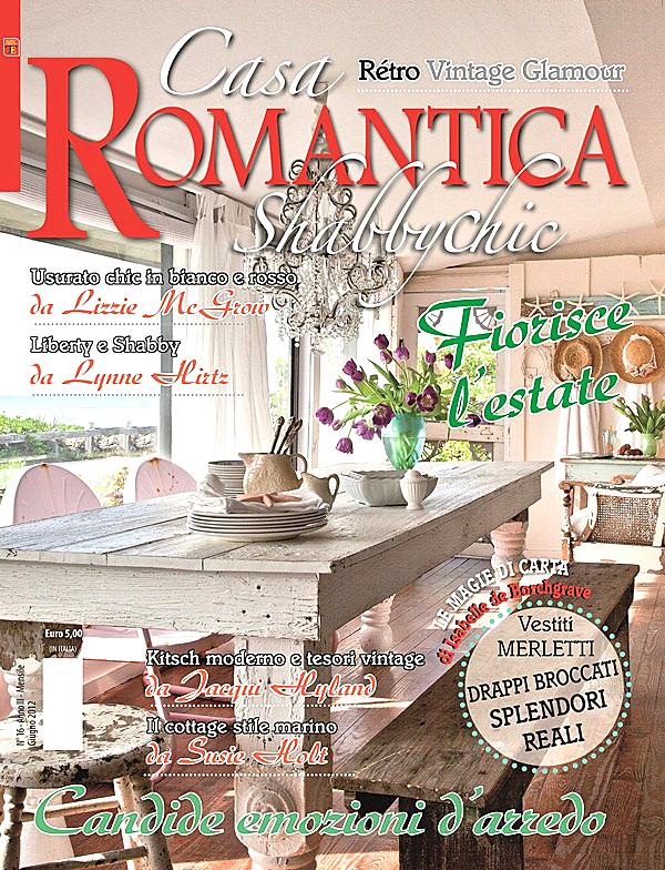 Cutepinkstuff and more june casa romantica is finally for Casa magazine