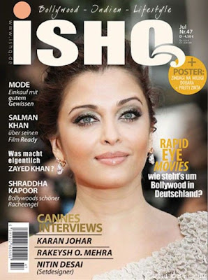 Aishwarya Rai on Ishq Magazine