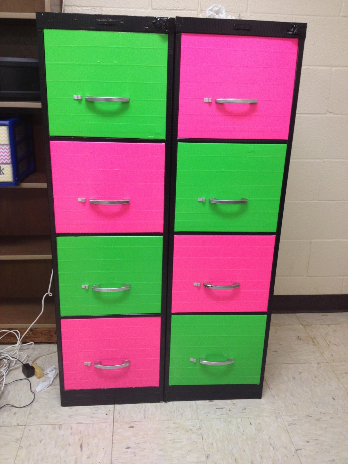 The One With The Filing Cabinet Makeover
