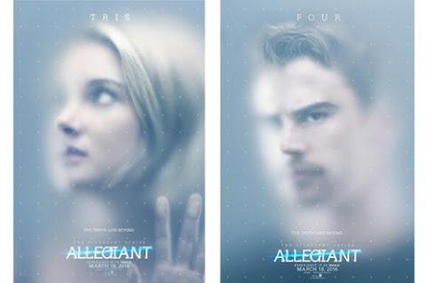 """2 Nuevos """"Posters de """"Allegiant"""" que no te puedes perder..."""