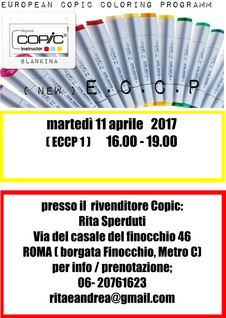 CORSO COPIC NEW ECCP 1