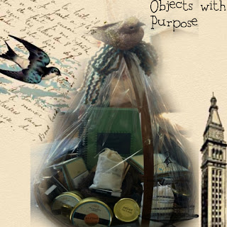 Objects With Purpose Candle Gift Basket Giveaway