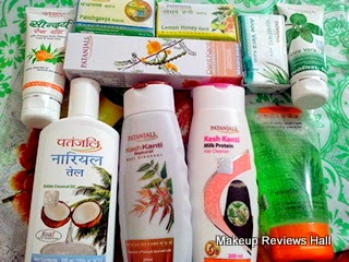 Patanjali Products for Skin & Hair
